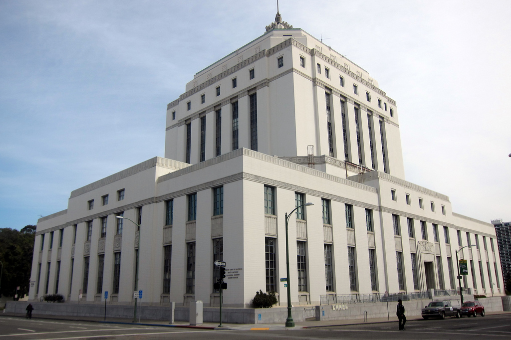 Alameda County Courthouse, Oakland